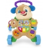 Fisher Price Laugh & Learn Εκπαιδευτική Στράτα Σκυλάκι Smart Stages, FTC66