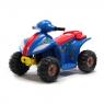 MIKO Ηλεκτροκίνητη γουρούνα μικρή 6V, B-05 σε μπλε/κοκκινο