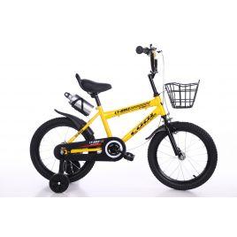 """Ποδήλατο MIKO, LY-120214 14"""" σε κίτρινο"""