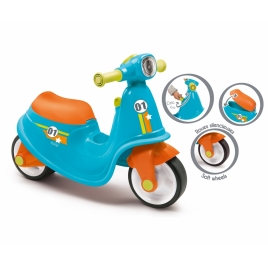 Smoby BLUE-ORANGE SCOOTER 721001