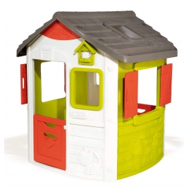 Σπίτι κήπου, Smoby NEW Jura Lodge 810500