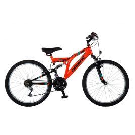 """Ποδήλατο Orient Comfort 24"""" SUSP 151148 Orange/Black"""