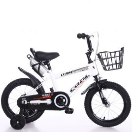 """Ποδήλατο MIKO, LY-190214 14"""" σε άσπρο"""