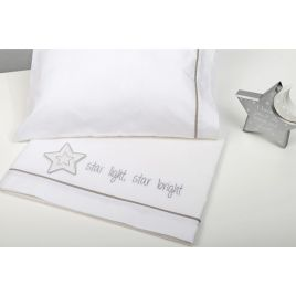 Σετ σεντόνια Baby Oliver, Star Light Star Bright 146
