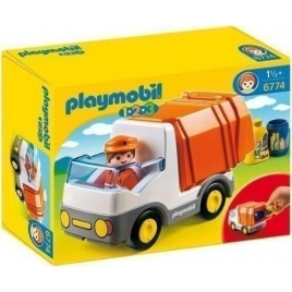 Playmobil Απορριμματοφόρο όχημα 6774