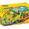 Playmobil Σετ Τρένου Με Ζωάκια & Επιβάτες 70179