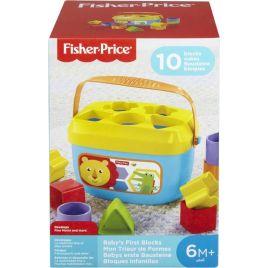 Fisher Price Κύβος Με Σχήματα, FFC84