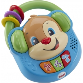 Fisher Price Laugh & Learn Εκπαιδευτικό Ραδιοφωνάκι, FPV17