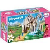 Playmobil Η Χάιντι ο Πέτερ και η Κλάρα στην Κρυστάλλινη Λίμνη 70254