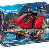 Playmobil Πειρατική ναυαρχίδα 70411