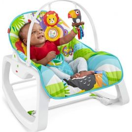 Fisher Price Ρηλάξ Infant To Toddler Lion, GNV69