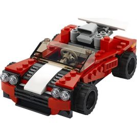 Lego Creator 3-in-1 Sports Car 31100