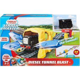 Thomas & Friends Ανατίναξη στο Τούνελ (Με τον Diesel) GHK73