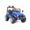 MIKO Ηλεκτροκίνητο ΤΖΙΠ 4Χ4 12V, S-618 με τηλεχειριστήριο σε μπλε