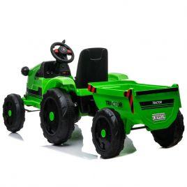 MIKO Ηλεκτροκίνητο Τρακτέρ 12V BJ9959 Green