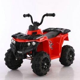 MIKO Ηλεκτροκίνητη γουρούνα 6V BJR3201 Red