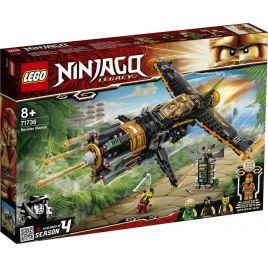 Lego Ninjago Legacy Boulder Blaster Airplane 71736
