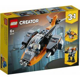 Lego Creator 3 In 1 Cyber Drone 31111