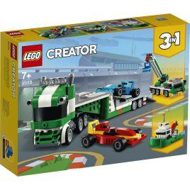 Lego Creator 3 In 1 Race Car Transporte 31113