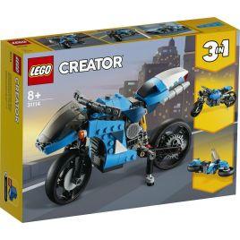 Lego Creator 3 in 1 Superbike 31114