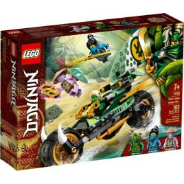 Lego Ninjago Lloyd's Jungle Chopper 71745