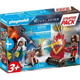 Playmobil StarterPack Μονομαχία Του Novelmore 70503