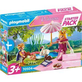Playmobil StarterPack Πριγκιπικό Πικ Νικ 70504