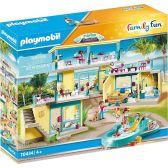 Playmobil Family Fun Playmo Παραθαλάσσιο Ξενοδοχείο 70434