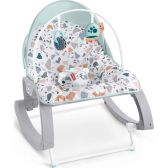 Fisher Price Ρηλάξ Κούνια Deluxe Infant To Toddler GMD21