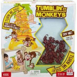 Mattel Επιτραπέζιο Τούμπα Λούμπα Μαϊμουδάκια 52563