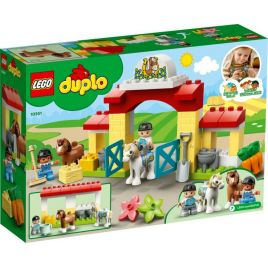 Lego Horse Stable and Pony Care 10951