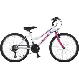 Ποδήλατο Orient Excel 24'' Lady 151218 White/Purple