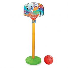 Pilsan Παιδική Μπασκέτα με μπάλα 03-398