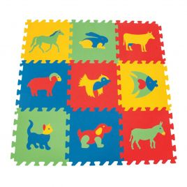 Pilsan Παιχνίδια Δαπέδου με ζωάκια 03-470