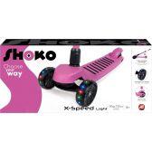 AS Company Πατίνι Shoko Twist & Roll Xspeed Pink 5004-50504
