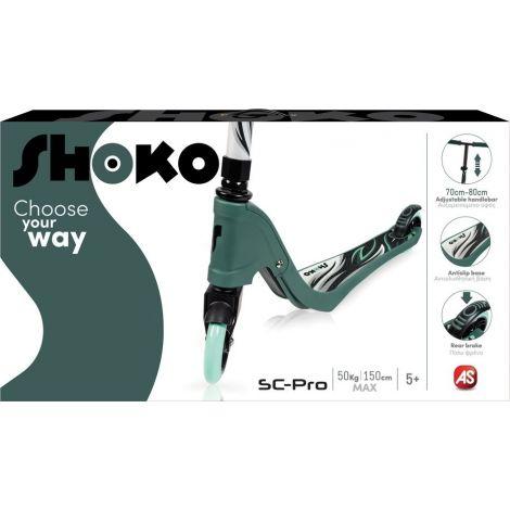 AS Company Πατίνι Shoko SC-Pro Green 5004-50508