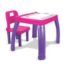 Pilsan Σετ Τραπεζάκι Με Καρέκλα Pink 03-402