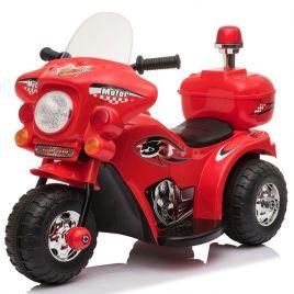 MIKO Ηλεκτροκίνητη μηχανή 6V, BJQ991 Red