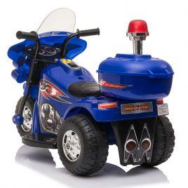MIKO Ηλεκτροκίνητη μηχανή 6V, BJQ991 Blue