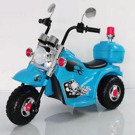 MIKO Ηλεκτροκίνητη μηχανή 6V, BJ778 Blue