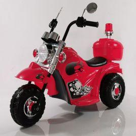 MIKO Ηλεκτροκίνητη μηχανή 6V, BJ778 Red