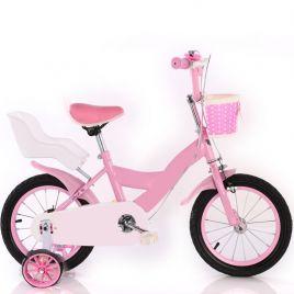 """Ποδήλατο MIKO, LY-190112 12"""" Pink"""