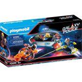 Playmobil Ιπτάμενο Όχημα Galaxy Police 70019