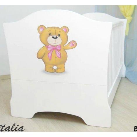 Προεφηβικό Κρεβάτι Baby Smile, Vitalia