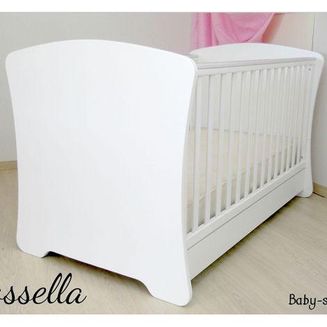 Προεφηβικό Κρεβάτι Baby Smile, Rossella
