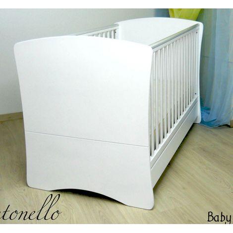 Προεφηβικό Κρεβάτι Baby Smile, Antonello