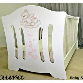 Προεφηβικό Κρεβάτι Baby Smile, Laura