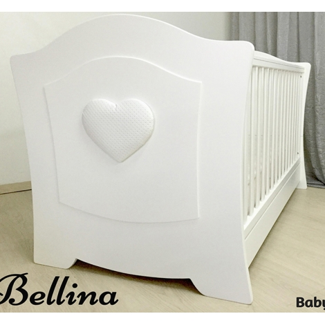 Προεφηβικό Κρεβάτι Baby Smile, Bellina