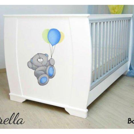 Προεφηβικό Κρεβάτι Baby Smile, Fiorella