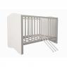 Προεφηβικό Κρεβάτι Polini Kids, Simple 140X70 White